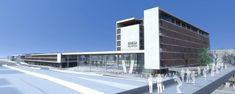 4. Mansiyon - Manisa Belediyesi Hizmet Binası ve Çevresi Ulusal Mimari Proje Yarışması - kolokyum.com