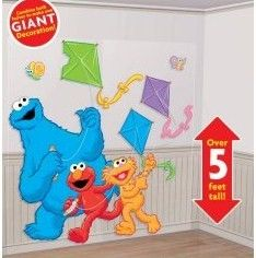 1000 images about sesame street on pinterest sesame for Elmo wall mural