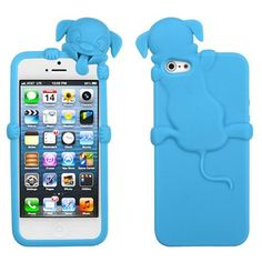 Fits Apple iPhone 5 Soft Skin Case Baby Blue Dog Peeking Pets Skin AT&T, Cricket, Sprint, Verizon (does NOT fit Apple iPhone or iPhone 3G/3GS or iPhone 4/4S). Soft Skin Case; One piece case; ;. HOW TO INSTALL: Simply snap on. No Screwdriver is needed. It does not replace the original faceplate. COMPATIBLE MODEL: Apple iPhone 4 4S ; REPLACE THE ORIGINAL FACEPLATE: No; (does NOT fit Apple iPhone or iPhone 3G/3GS or iPhone 5/5S/5C). Non-OEM PRODUCT; LICENSED PRODUCT: No; SERVICE CARRIER…
