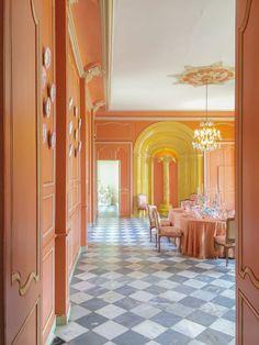 Villandry-Dining-Loire-Valley