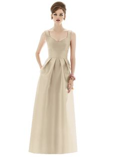 Alfred Sung Style D659 http://www.dessy.com/dresses/bridesmaid/d659/