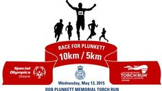 Please join me in supporting 2016 Race for Plunkett. It is a great way to make a difference.