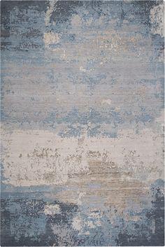 Tapis grunge by Thibault Van Renne. Wall Carpet, Diy Carpet, Modern Carpet, Rugs On Carpet, Cheap Carpet, Blue Carpet, Carpet Colors, Patterns Background, Bar Deco
