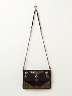 Free People Moroccan Plate Crossbody at Free People Clothing Boutique