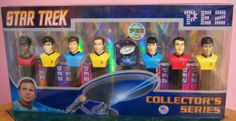 I have the Next Generation Pez but I so want these and hopefully they make a set of Star Trek Voyager.