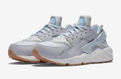 The Nike Air Huarache Easter Pack features three different tonal colorways of the lighweight runner that will release on March 15th.