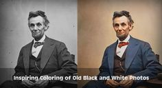 Inspiring Colorization of Old Black and White Photos     http://mustified.com/2012/01/28/inspiring-coloring-of-old-black-and-white-photos/