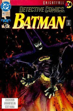 Detective Comics (DC, 1937) #662