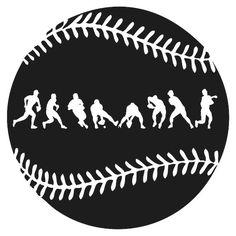 Baseball Wall Art, Baseball Bases, Baseball Crafts, Baseball Party, Baseball Mom, Baseball Shirt Designs, Baseball Shirts, Sports Shirts, Baseball Pictures
