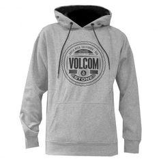 VOLCOM Exactly Pullover sweat à capuche heather grey 59€ #volcom #sweatcapuche #hoodie #hoody #hoodies #fleece #hood #skate #skateboard #skateboarding #streetshop #skateshop @PLAY Skateshop
