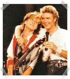 "John Taylor & Simon Le Bon (JoSi) - ""The Reflex"" video - 1984"