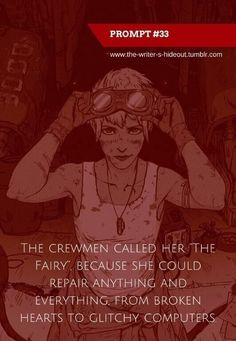 The fairy. Naruto?
