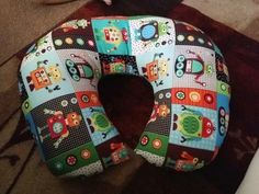 Hey, I found this really awesome Etsy listing at https://www.etsy.com/listing/203129396/robot-printed-boppy-pillow