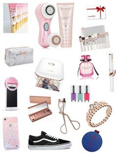 Gift Ideas for teenage girls who love Rose Gold & Gold – Presents for girls Gifts For Young Women, Cool Gifts For Teens, Christmas Gifts For Teen Girls, Cool Stuff For Girls, Christmas Gift Ideas For Teens, Stocking Stuffers For Teenagers, Holiday Gifts, Teenage Birthday Gifts, Tween Girl Gifts