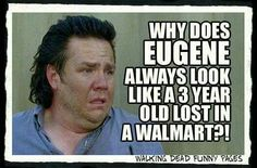 Eugene The Walking Dead