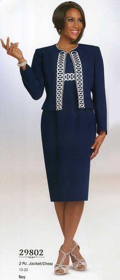 This is a listing of all the Designer Collection of Women's Church Suits with Matching Hats, Church Dresses, Career Wear, Special Occasion, and Men's Suits. Church Dresses For Women, Women Church Suits, Suits For Women, Best African Dresses, African Fashion Dresses, Classy Suits, Classy Dress, Women's Dresses, Dresses For Apple Shape