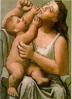 pablo-picasso-mother-and-child-1921-1344459012_b.jpg 364×499 pixels