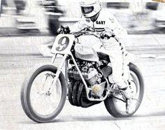 Gary Nixon triple tracker