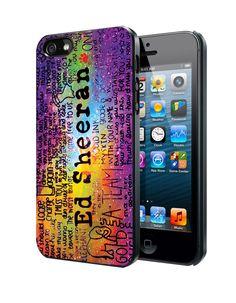 ed sheeran galaxy 2 Samsung Galaxy S3/ S4 case, iPhone 4/4S / 5/ 5s/ 5c case, iPod Touch 4 / 5 case