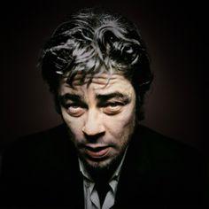 Benicio del Toro by Ludovic Carème