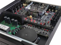 Mark Levinson № 526 Preamplifier with Dac & Phono Stage