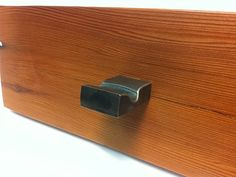 forged drawer hardware / cabinet knob / door by fmcrafters on Etsy, $9.50