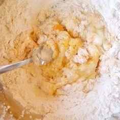 Házi tészta recept