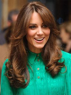 Kate Middleton never has a bad hair day. The Duchess attended the official opening of The Natural History Museums' Treasures Gallery at Natural History Museum flaunting a fresh blowout with soft curls framing her face - very Farrah Fawcett!To get that great volume and shine, try blow–drying your hair with the new Nicky Clarke Volumiser. The Velcro rollers are super gentle and won't weigh your hair down so you can get those bouncy curls without the fuss.  -Cosmopolitan.co.uk