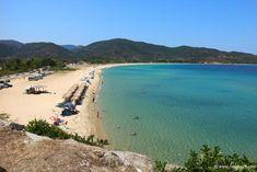 Παραλία Συκιά, χωριό σε Σιθωνία - μικρό θέρετρο με αμμώδεις παραλίες Water, Outdoor, Gripe Water, Outdoors, Outdoor Living, Garden, Aqua