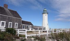 Scituate Lighthouse, Massachusetts 1811 - Interesting piece of history and the War of 1812