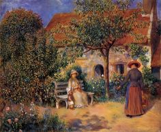 Pierre-August Renoir - Dance in the Country       Pierre-August Renoir - Eugene Murer       Pierre-August Renoir - Fish...