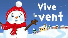 Jingle Bells in French (Vive le Vent) - Christmas song for kids with lyr. French Christmas Songs, Christmas Songs For Kids, Xmas Songs, French Songs, Noel Christmas, Christmas Music, French Classroom, Primary Classroom, Teaching French Immersion