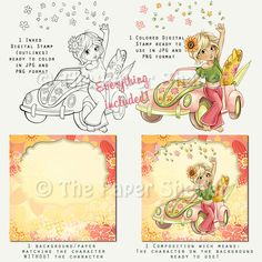 Holiday Time! - Digital Stamp