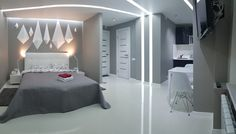 Studio VIP apartment in Kiev city  center on Vladimirska street