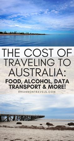 The Cost of Traveling to Australia: Food, Alcohol, Data, Transport & More!
