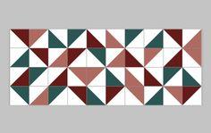 Kit Raiz 2 - Lurca azulejos