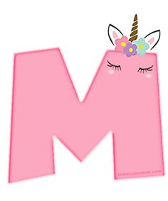 Alfabeto de Unicornios Letras para Descargar Gratis | Todo Candy Bar Colorful Birthday Party, Unicorn Themed Birthday Party, Diy Birthday, Unicorn Party, Happy Birthday Banner Printable, Printable Banner, Happy Birthday Banners, Birthday Decorations, Festa Hot Wheels