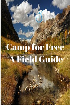 How to Find the Best Free Camping - The Joyous Family