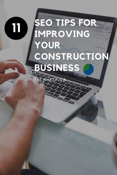 In a world of digitization, one of the top priorities for many CEOs is implementing modern methods for reaching and attracting new business. This is why many have turned to digital marketing strategies like SEO (search engine optimization) to boost sales.If you want to turn your construction business's website into an invaluable asset that can help you increase revenues, then you've come to the right place...