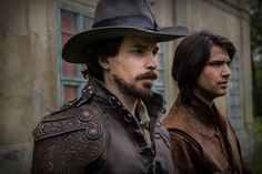 The Musketeers - Aramis and D'Artagnan
