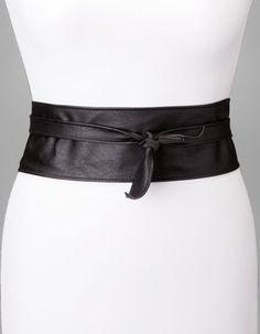 Cinturón obi básico
