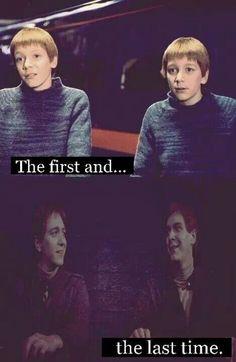 Fred & George Weasley ♥