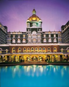 Check out this luxury hotel, it is the Taj Mahal Palace in Mumbai, India. To get an inside look of luxury hotels, visit luxurysafes.me/blog/