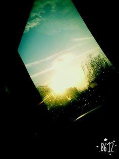 Bir Eskişehir güneşi daha...