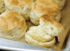 Granny's Homemade Biscuits