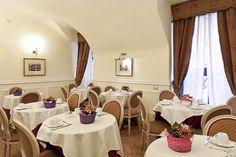 Hotel Antico Palazzo Rospigliosi, Rome - Breakfast Room.