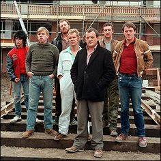 Auf Wiedersehen, Pet. 1980s British comedy-drama television programme. Still Hilarious after all these years!!!