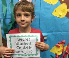 Secret Student behavior management
