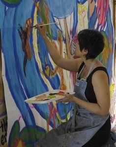 Napa Art Retreat