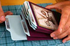 Club Scrap Creates: Page-in-a-Pocket Album Instructions